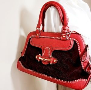Sorrentino collection bag - red / new bag